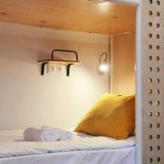 Хостел Netizen Кровать в общем номере двухъярусные кровати фото 22