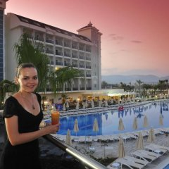 Lake & River Side Hotel & Spa - Ultra All Inclusive бассейн фото 2