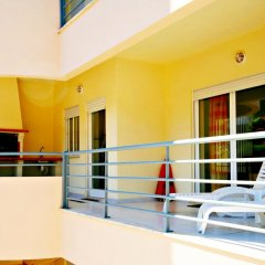 Апартаменты Alfamar Apartment балкон