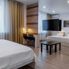 Гостиница Призма комната для гостей