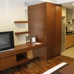 Отель FuramaXclusive Sathorn, Bangkok 4* Номер Делюкс с двуспальной кроватью
