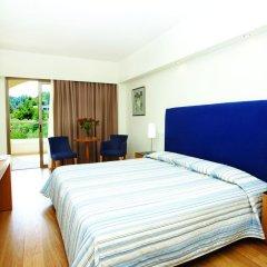 Kassandra Palace Hotel 5* Номер Делюкс с различными типами кроватей фото 4