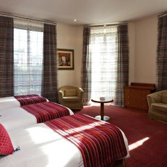 Best Western Hotel Roosevelt 3* Стандартный номер с различными типами кроватей фото 6