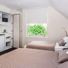 Отель 88 Studios Kensington Студия с 2 отдельными кроватями фото 12