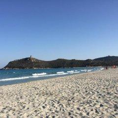 Hotel Cormoran пляж