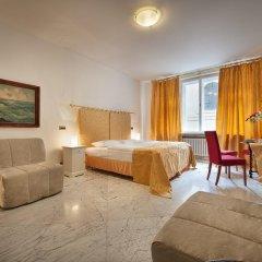 Hotel Leon D´Oro 4* Стандартный номер с различными типами кроватей фото 8