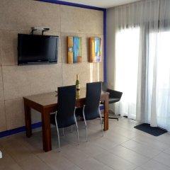 Отель Apartamentos El Arrecife удобства в номере фото 2