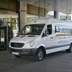 Гостиница Azimut Moscow Olympic городской автобус