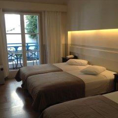 Kamari Beach Hotel 2* Стандартный номер с различными типами кроватей фото 9