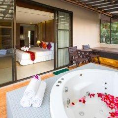 Отель Coconut Village Resort 4* Люкс с двуспальной кроватью фото 14