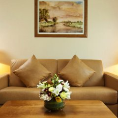 Отель High End 2 Hotel Apartments ОАЭ, Дубай - отзывы, цены и фото номеров - забронировать отель High End 2 Hotel Apartments онлайн интерьер отеля фото 2