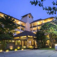 Suparee Park View Hotel парковка
