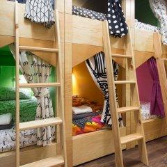 Хостел InDaHouse Кровать в общем номере фото 10