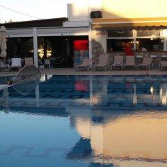 Отель Panorama Studios Родос бассейн фото 2
