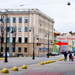 Гостиница Нежинский спортивное сооружение