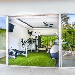 Отель Villas In Pattaya фитнесс-зал