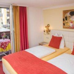 Отель Bergers Sporthotel 4* Стандартный номер с двуспальной кроватью фото 6