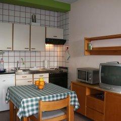 Отель Hospedaria Verdemar Апартаменты с различными типами кроватей фото 24