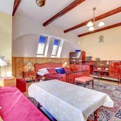 Апартаменты Royal Apartments - Apartament Sydney Сопот комната для гостей фото 3