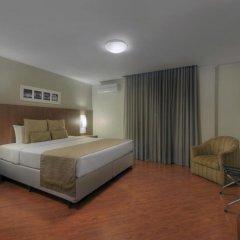 Hotel Deville Business Curitiba 3* Улучшенный номер с различными типами кроватей