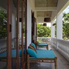 Отель An Bang Garden House Вилла Делюкс с различными типами кроватей фото 12