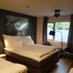Trolltunga Hotel 2* Стандартный семейный номер с двуспальной кроватью фото 6