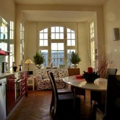 Апартаменты Pfefferbett Apartments Prenzlauer Berg в номере фото 2