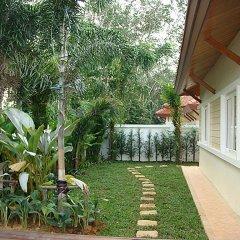 Отель Villa 140 пляж Банг-Тао балкон