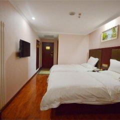 GreenTree Alliance JiangSu SuZhou Xihuan Road Sports Center Hotel сейф в номере