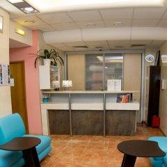 Гостиница Travel Inn Aviamotornaya 2* Кровать в общем номере с двухъярусной кроватью фото 18
