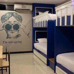 Отель The Secret Service Bed And Breakfast Номер Комфорт с различными типами кроватей фото 4