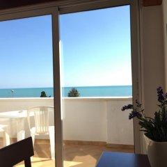Отель Bed and Breakfast Marinella Порт-Эмпедокле балкон
