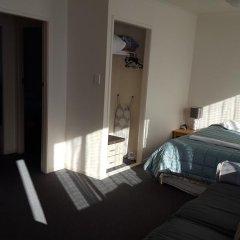 Отель Kowhai & Colonial Motel 3* Студия с различными типами кроватей