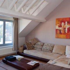Отель Appartement Mantra Бельгия, Брюссель - отзывы, цены и фото номеров - забронировать отель Appartement Mantra онлайн комната для гостей фото 2
