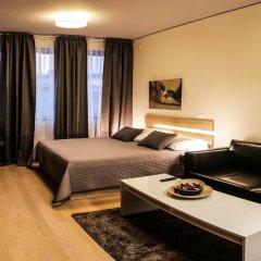 Отель Wenceslas Square Terraces Апартаменты Премиум с различными типами кроватей фото 9