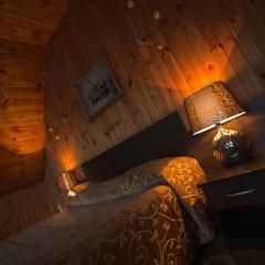 Гостиница Снежный барс Домбай 3* Студия Делюкс с различными типами кроватей фото 9