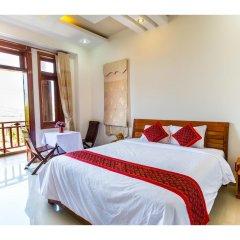 Отель Hoang Thu Homestay 2* Улучшенный номер с различными типами кроватей