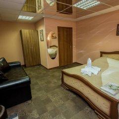 Мини-отель ФАБ 2* Стандартный семейный номер разные типы кроватей фото 10