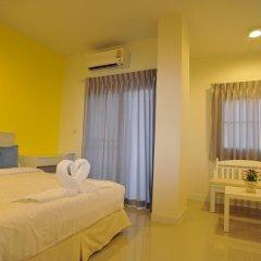 Отель The Garden Living 3* Стандартный номер с различными типами кроватей фото 3