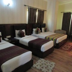 Airport Hotel Venus 3* Стандартный номер с различными типами кроватей фото 4