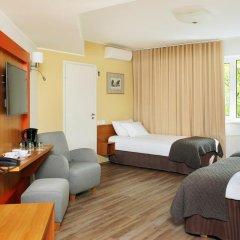 Oru Hotel 3* Стандартный номер с разными типами кроватей