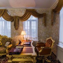 Hotel Petrovsky Prichal Luxury Hotel&SPA 5* Люкс разные типы кроватей фото 8