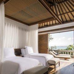 Отель Four Seasons Resort Bali at Jimbaran Bay 5* Вилла с различными типами кроватей фото 4