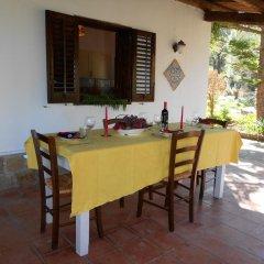 Отель Villa Palme Cefalu Чефалу питание фото 2