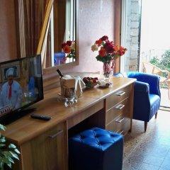 Taormina Park Hotel 4* Стандартный номер разные типы кроватей фото 2