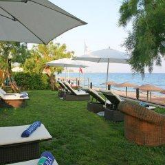 Amathus Beach Hotel Rhodes 5* Стандартный номер с различными типами кроватей фото 8