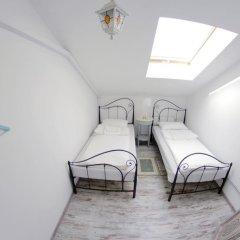 Хостел Gindza Hostel Sretenka Стандартный номер с разными типами кроватей фото 3