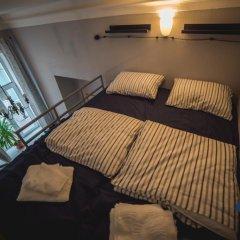 Хостел Bliss Стандартный семейный номер с двуспальной кроватью (общая ванная комната) фото 5