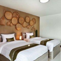 Отель Wattana Place 3* Номер Делюкс с 2 отдельными кроватями фото 10