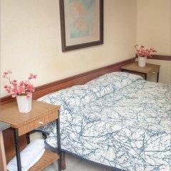 Отель Hostal Nilo Стандартный номер с двуспальной кроватью (общая ванная комната) фото 4